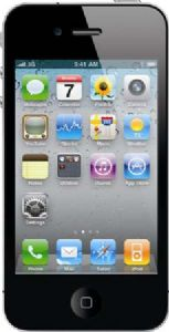 Refurbished Apple iPhone 4 8GB Black - Good Condition